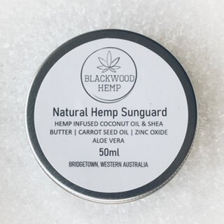 Blackwood Hemp - Sunguard - 50ml