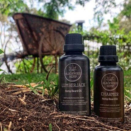 Blackwood Hemp - Lumberjack Beard Oil 50ml