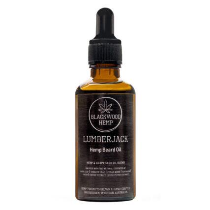 Blackwood Hemp Lumberjack Beard Oil