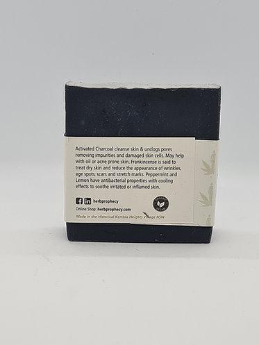 Herb Prophecy - Detox Hemp Soap - 145g