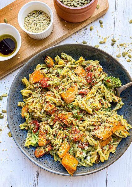 hemp store mt elephant hemp pesto pasta salad recipe