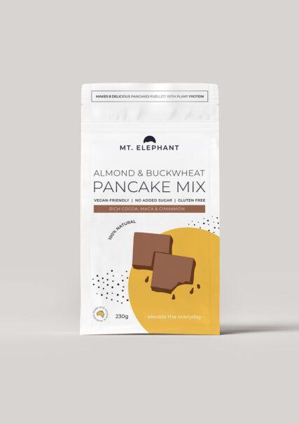 hemp store mt elephant choc pancake mix
