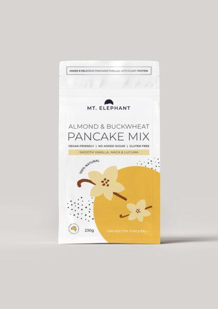 hemp store mt elephant vanilla protein pancake mix