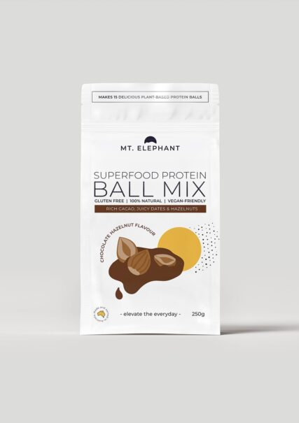 Mt Elephant - Choc Cherry Protein Ball Mix Cherry, Cacao, Almond 250g