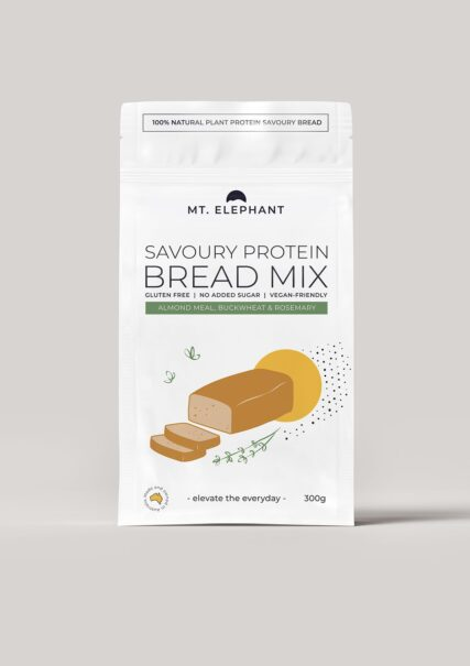 hemp store mt elephant savoury protein bread mix