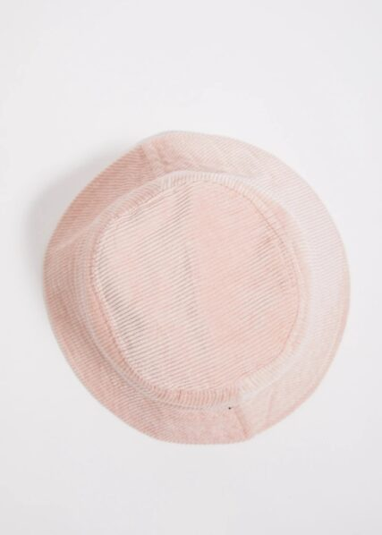 Afends - Cara Hemp Corduroy Bucket Hat - Ash Pink - OS