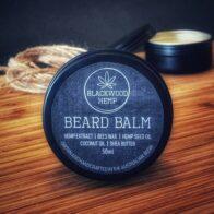 Blackwood Hemp - Beard Balm Grooming Wax 50ml