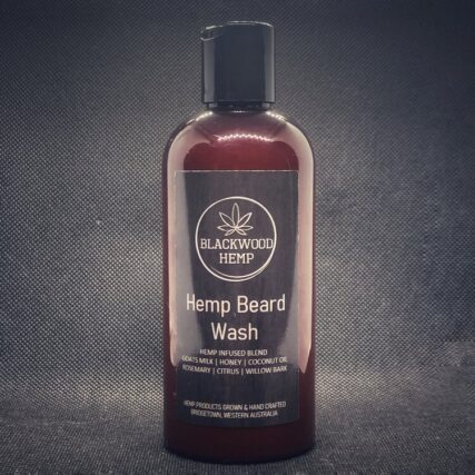 Blackwood Hemp - Beard Wash 250ml