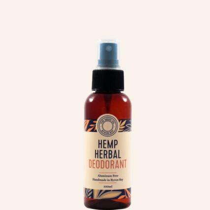 The Good Oil - Hemp Deodorant (Aluminium Free) - 100ml