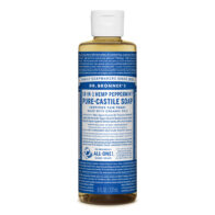 Dr Bronner's - Peppermint Pure Castile Soap 237ml - (Duplicate Imported from WooCommerce)