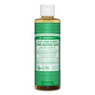 Dr Bronner's - Almond Pure Castile Soap 237ml
