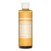 Dr Bronner's - Citrus Pure Castile Soap - 237ml