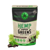 Royal Hemp - Super Greens - Choc Matcha Mint - 250g void