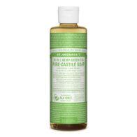 Dr Bronner's - Green Tea Pure Castile Soap 237ml