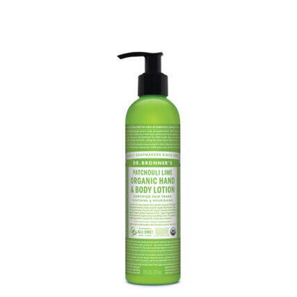 Dr. Bronner's - Organic Hand & Body Lotion Patchouli Lime 237ml