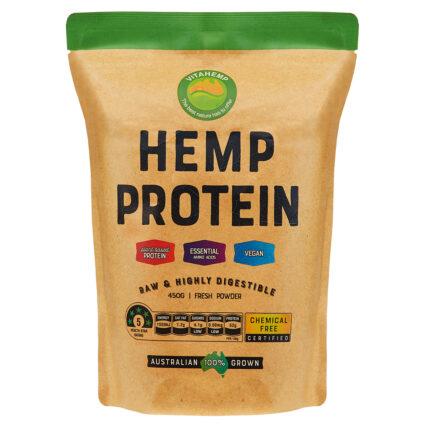 Vita Hemp Hemp Protein Powder 450g