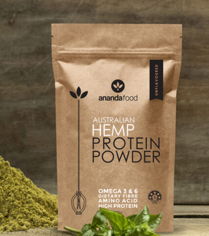Ananda Food - Hemp Protein Powder 500g