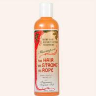 The Good Oil - Hemp & Argan Oil Reconstruction Treatment Shampoo - 250ml