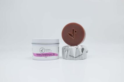 Hemp Collective - Lavender and Rose Geranium Organic Conditioner Bar - Refill Only