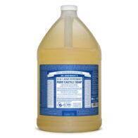 Dr Bronner's - Peppermint Pure Castile Soap 3.78L