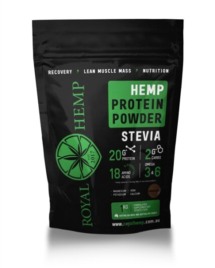 Royal Hemp - Hemp Protein Chocolate 1kg