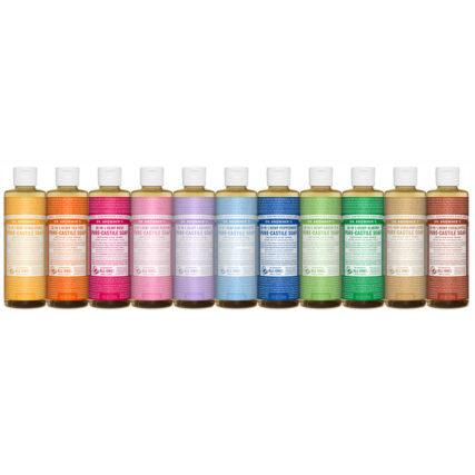 Dr Bronner's - Rose Pure Castile Soap 237ml
