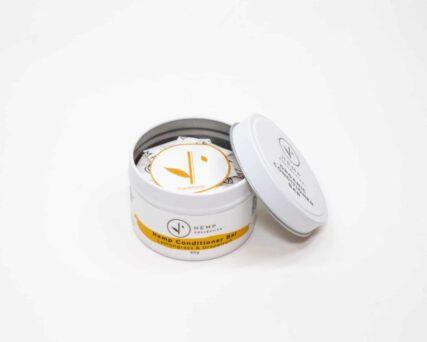 Hemp Collective - Lemongrass and Grapefruit Organic Conditioner Bar - Refill Only - 100g