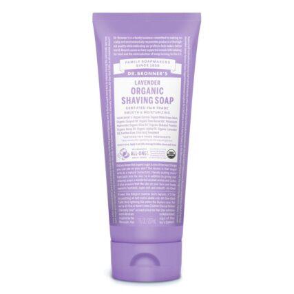 Dr Bronner's - Lavender Shaving Soap 207ml