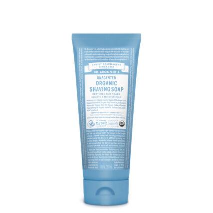 Dr. Bronner's - Organic Shaving Soap Unscented 207ml