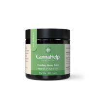 CannaHelp - Comfrey Hemp Balm - 50g
