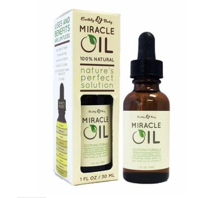 Earthly Body - Miracle Oil Tea Tree Healing Oil