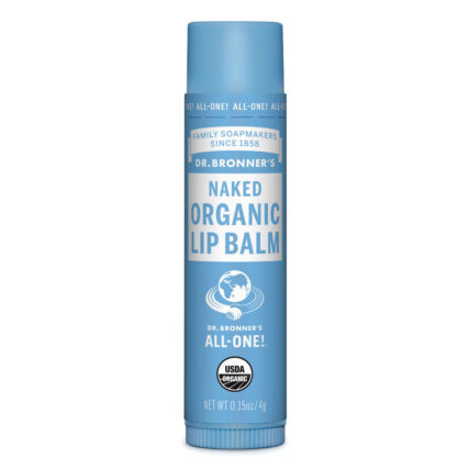 Dr Bronner's - Organic Lip Balm Unscented
