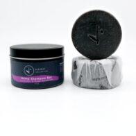 Hemp Collective - Shampoo Bar Lavender & Rose Geranium 100g Tin