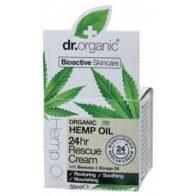 Dr Organic - Hemp Rescue Cream