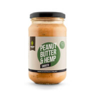 Grounded - Peanut Butter & Hemp Smooth 375g