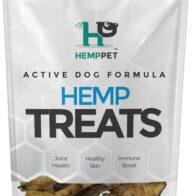 HempPet - New Zealand Hoki Fish Hemp Infused Treats for Dogs