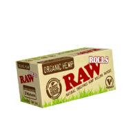 Raw - Organic Hemp Paper Roll 5m