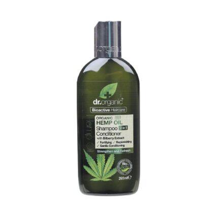 Dr Organic - Hemp Oil Shampoo Conditioner 2 in 1