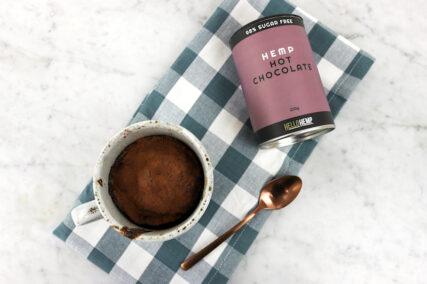 Hello Hemp - Hemp Hot Chocolate 200g