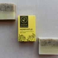 Hemp Collective - Hemp & Lemon Myrtle Body Soap