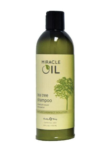 Earthly Body - Miracle Oil Shampoo 473ml