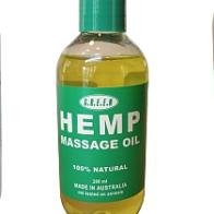 GREEN Hemp - Hemp Massage Oil