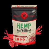 Royal Hemp - Pre Workout - Raspberry Rush