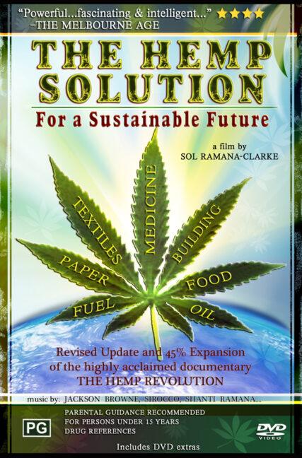 The Hemp Solution DVD