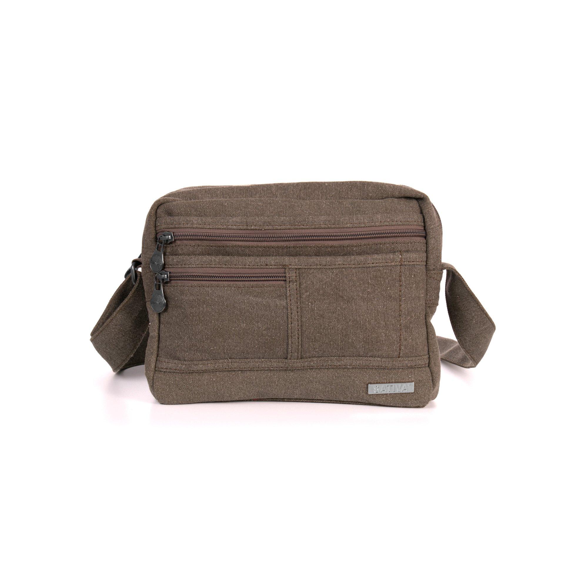 Sativa - Portage Hemp Bag