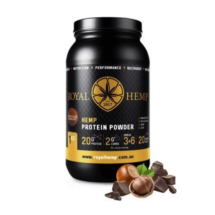 Royal Hemp - Hemp Protein Choc Hazelnut 1kg